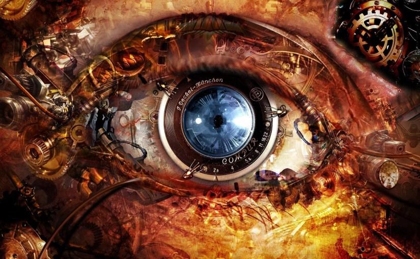 Sony brevette des lentilles de contact mimant un appareil photo