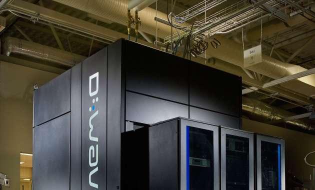 ordinateur quantique d wave-dwave