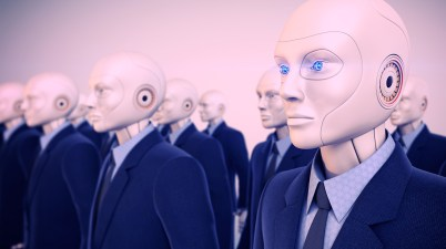 robot-workforce intelligence artificielle emploi perte