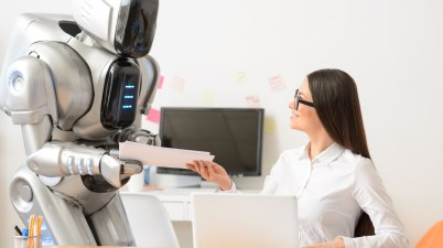 ia Artificial intelligence, robotics and big data