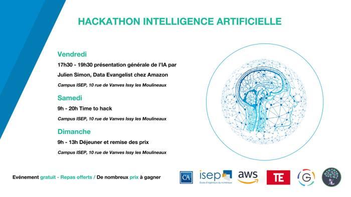 Hackathon Intelligence Artificielle ISEP