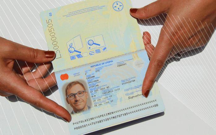 IDEMIA Lutte contre la fraude à l'identité