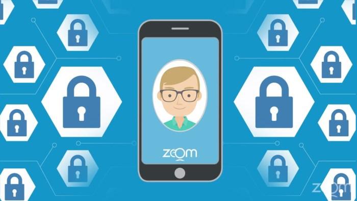 ZoOm - Authentification de visage 3D