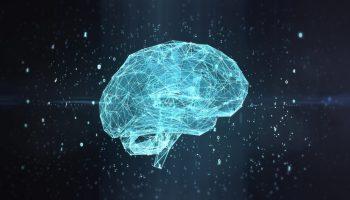 ia Apprentissage automatique, intelligence artificielle, concept de réseau de neurones à apprentissage en profondeur, Machine learning, deep learning, blockchain, brain, cerveau
