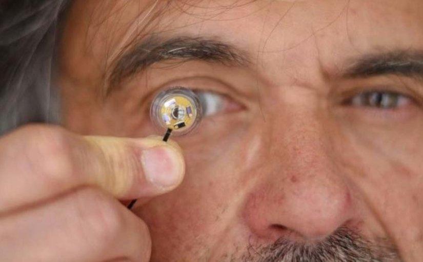 Une lentille cornéenne intelligente pourrait donner aux soldats des super-pouvoirs