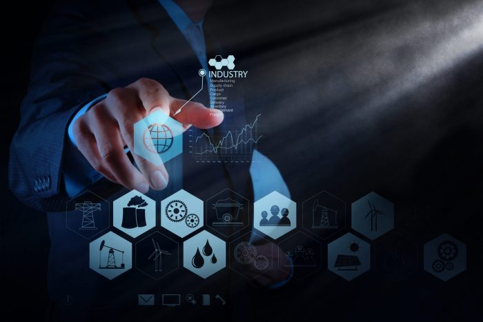 Technologie industrie automatisation