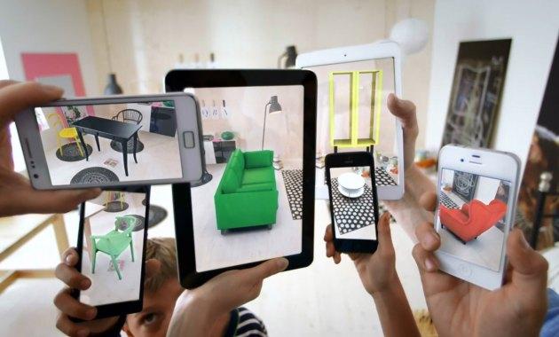 AR réalité augmentée e-commerce
