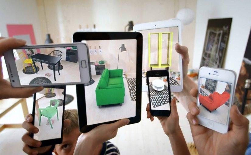IKEA veut que vous achetiez avec la réalité augmentée