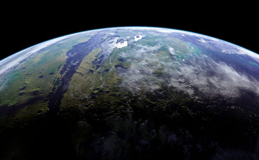 D'ici cent ans, la terre sera le premier bidonville de l'univers