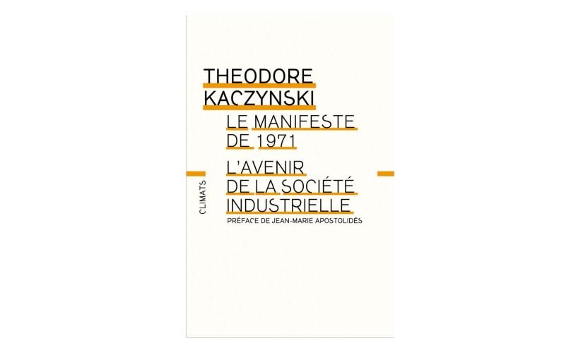 L'Avenir de la société industrielle – Manifeste de 1971