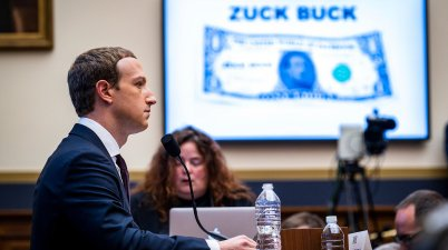 Mark Zuckerberg Facebook Libra