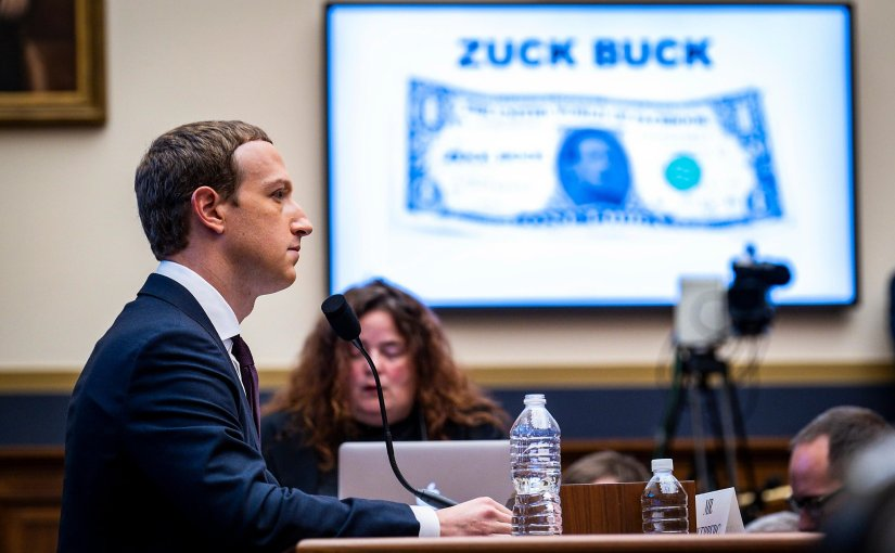 Le gouvernement américain interroge Zuckerberg sur ses plans en matière cryptomonnaie