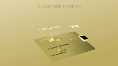 Cornèrcard Biometric Gold