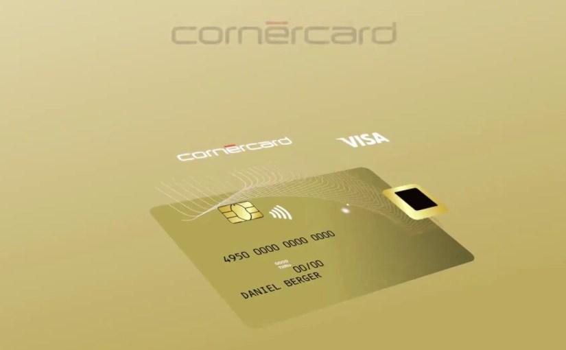 La carte de crédit biométrique débarque en Suisse