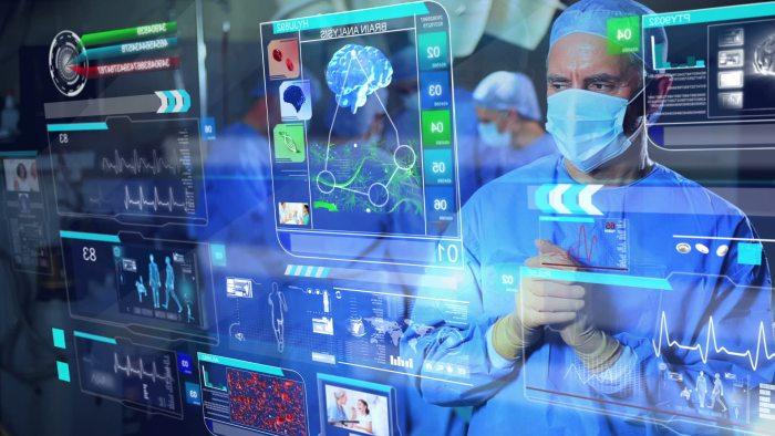 IA dans le secteur de la santé
