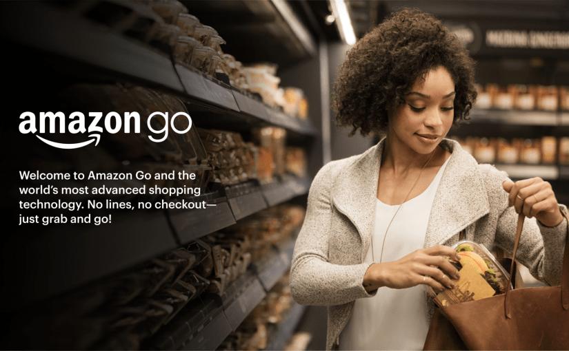 Amazon envisage d'ouvrir un format de supermarché utilisant sa technologie Go dès 2020