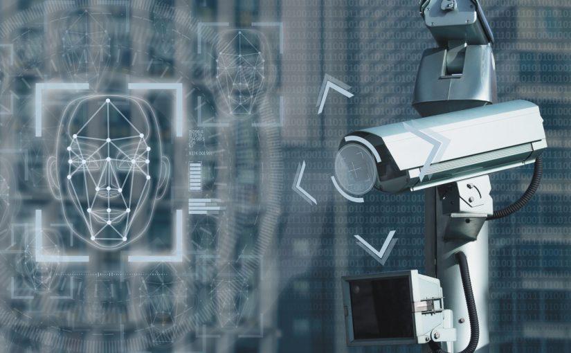 technologie reconnaissance faciale biométrie caméra surveillance