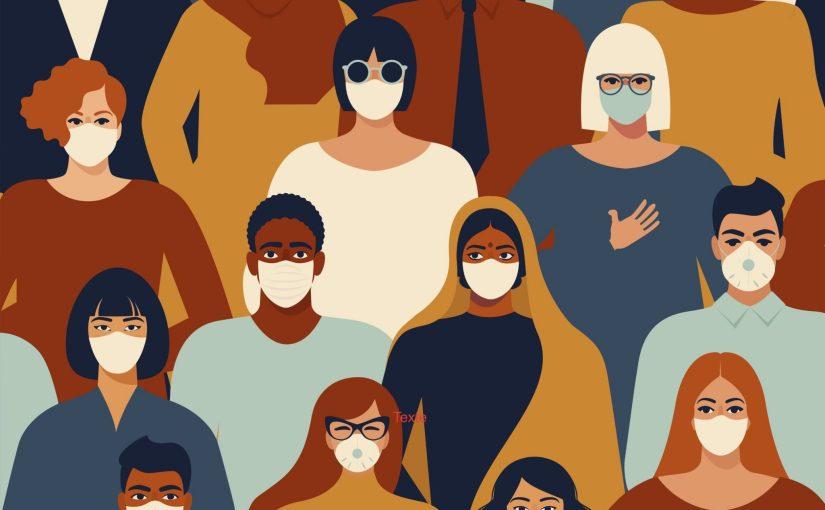 Fabriquer un masque – Communiqué de l'Académie #PortezUnMasque