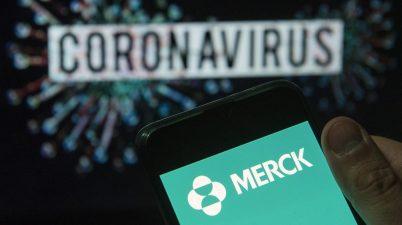 merck corona