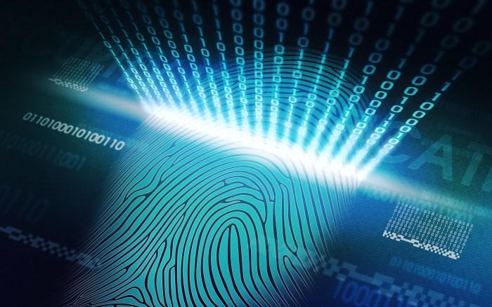Biometrie authentification biométrique