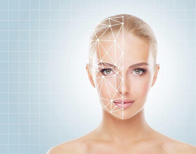 Identification du visage, sécurité, reconnaissance faciale