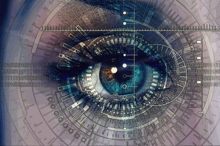 biométrie iris yeux reconnaissance biométrique