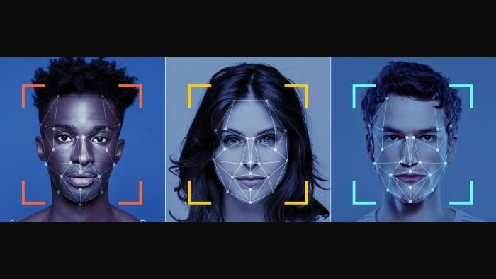 technologie de reconnaissance faciale
