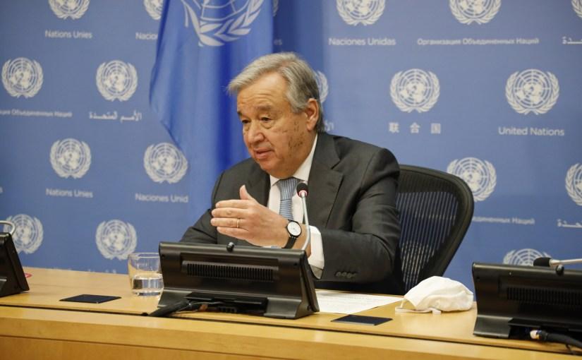 La pandémie est utilisée comme un prétexte… selon l'ONU