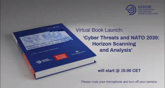 Cyber Threats and NATO 2030 Horizon Scanning and Analysis couv