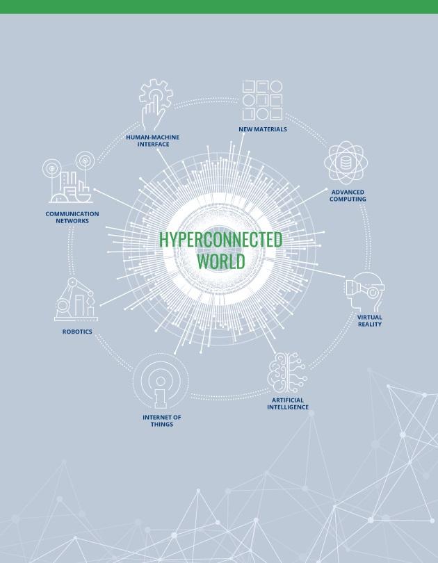 monde hyperconnecté