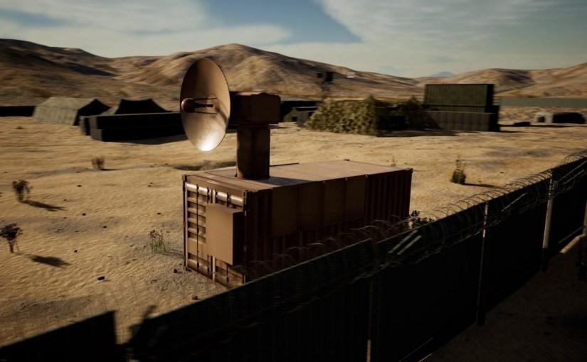 Le THOR de l'Air Force martèle des drones dans une nouvelle animation vidéo