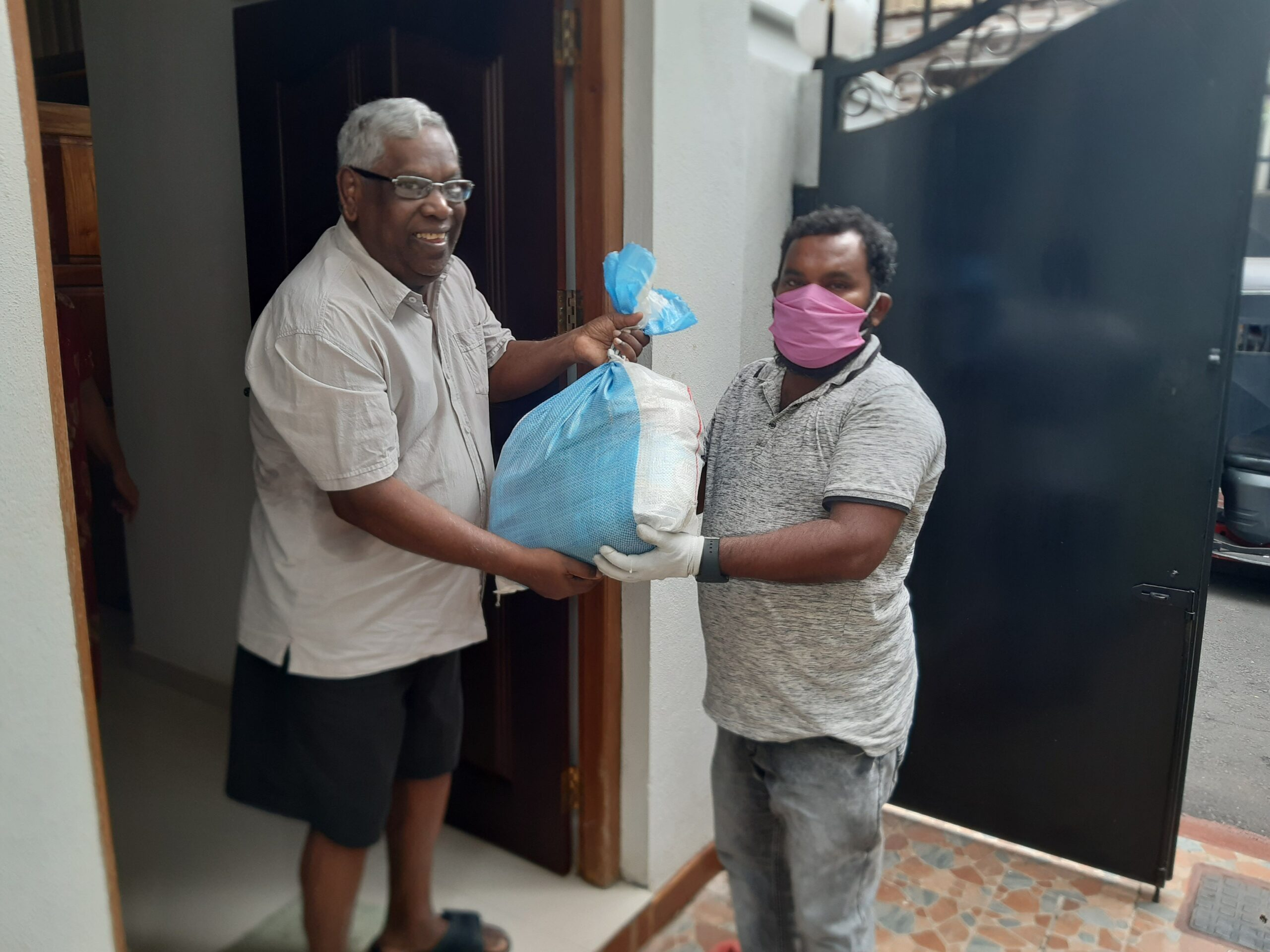 COVID-19 Relief Update with Nazarene Mission