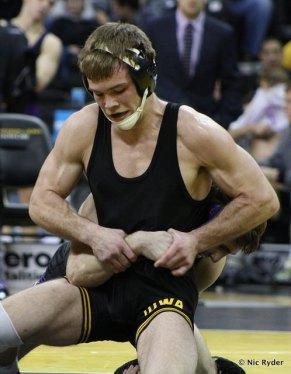 Brandon Sorensen Iowa