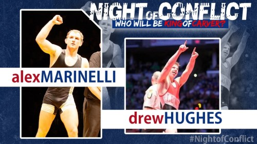 Night of Conflict Marinelli Hughes