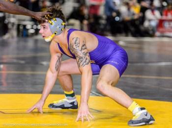 Josh Alber Panthers