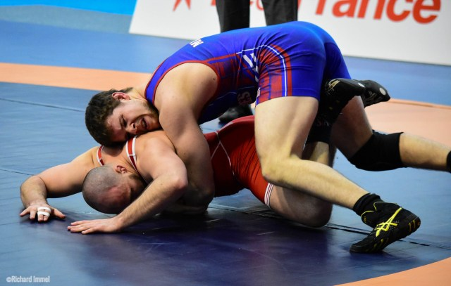Photo by Richard Immel - USA Wrestling