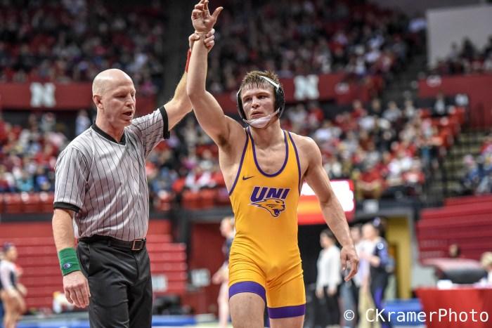 Thomsen win at Nebraska