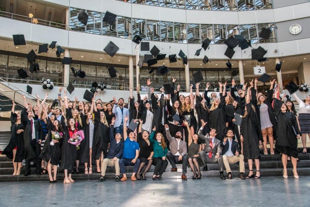 IB THUAS alumni 2016