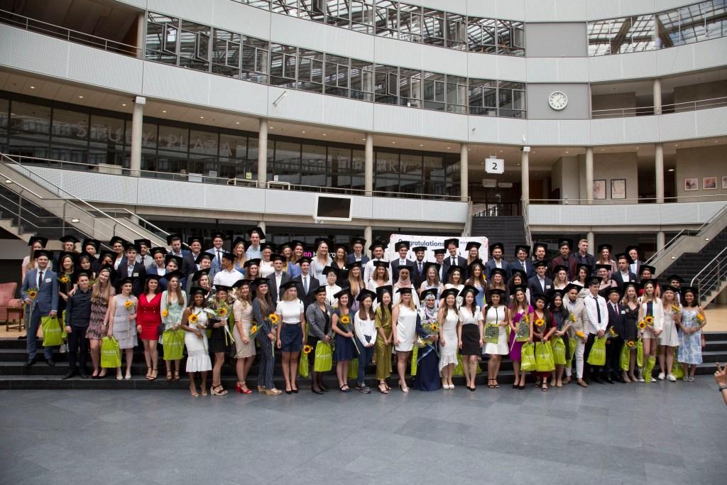 IB THUAS alumni 2019