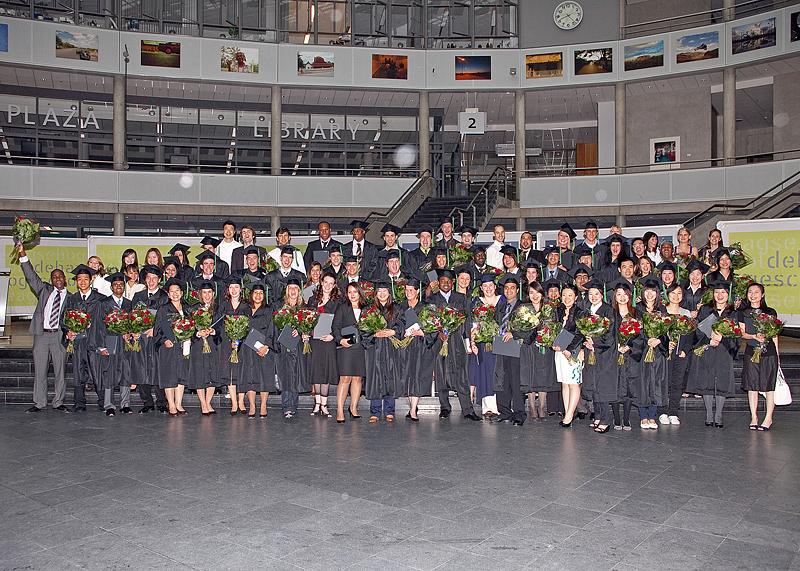 IB THUAS alumni 2009
