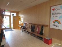 Kindergarten Dorfbeuern - Garderobe