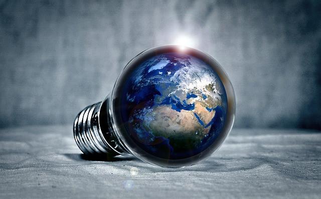 Energie-Weltspartag