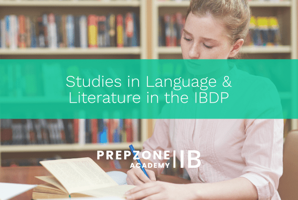 Studies in Language and Literature in the IBDP