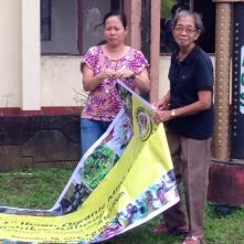 1st ibaan organic product mini trade fair ethel joy caiga mayor danny toreja ibaan agriculture 9