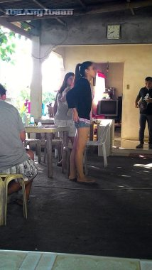 Isa sa paboritong kumain dito si Ms. Ma. Kriselda Gomez, ang Mutya Ng Ibaan 2012 1st Runner-up mula Brgy. Panghayaan.