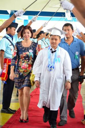 saint james academy graduation 2015 mayor danny toreja ibaan batangas 6