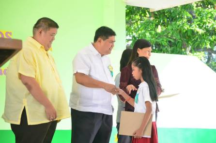 balanga elementary school graduation 2015 mayor danny toreja ibaan batangas 6