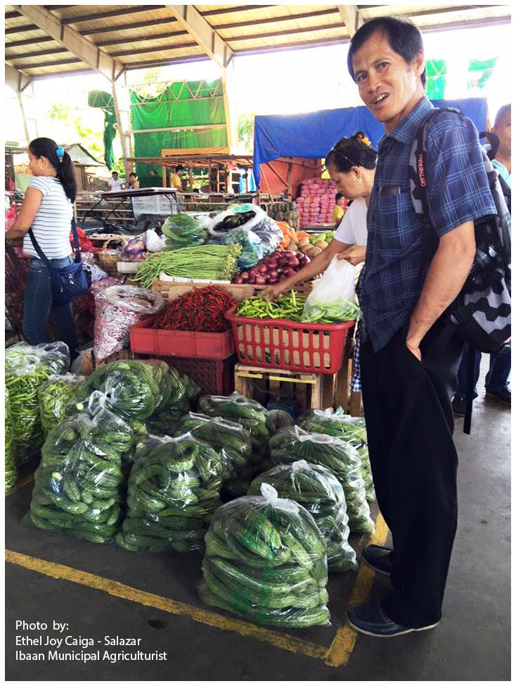 ibaan municipal agriculture ethel joy caiga salazar myla soriano mayor danny toreja ibaan batangas food center 13
