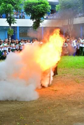 ibaan batangas saint james academy the big one earthquake drill mayor danny toreja iba ang ibaan 21