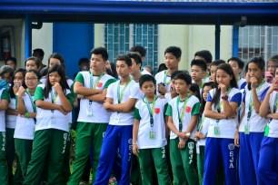 ibaan batangas saint james academy the big one earthquake drill mayor danny toreja iba ang ibaan 26